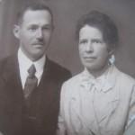 Неонила Николаевна и Дмитрий Илларионович