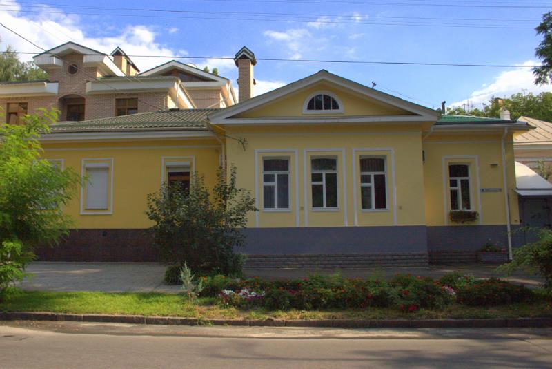 Ворошилова, №10