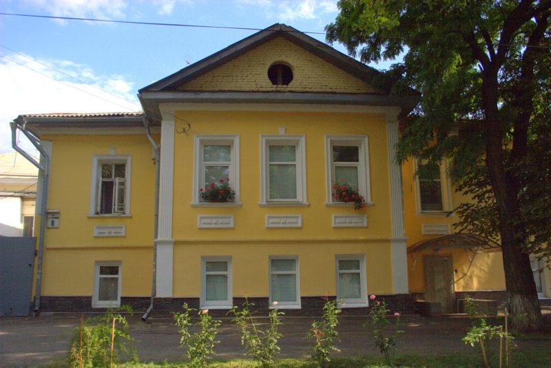 Ворошилова, №8