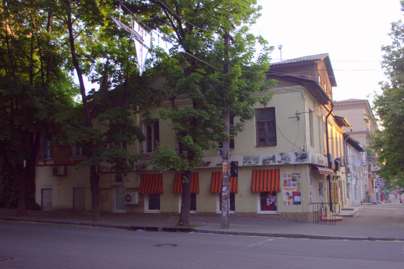 Шевченко, 36 (дом Приходько)
