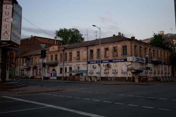 Харьковская, №5 — Ширшова, №6