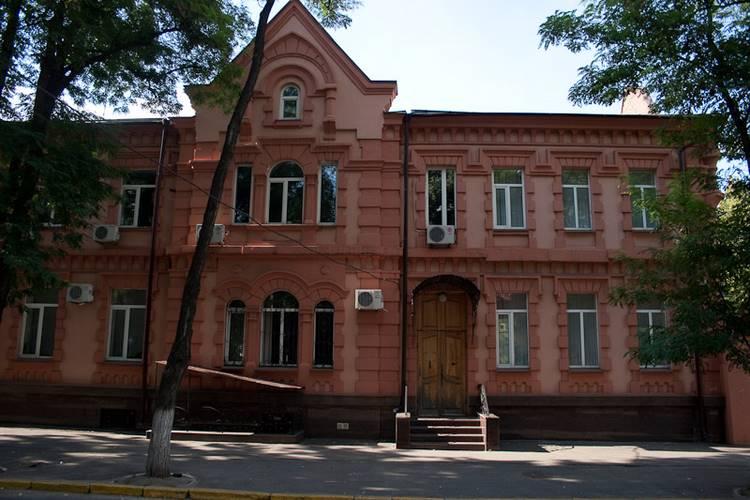 Ворошилова, №21