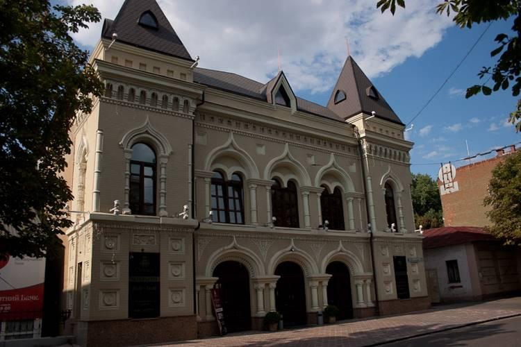 Дзержинского, №23 (здание коммерческого собрания)