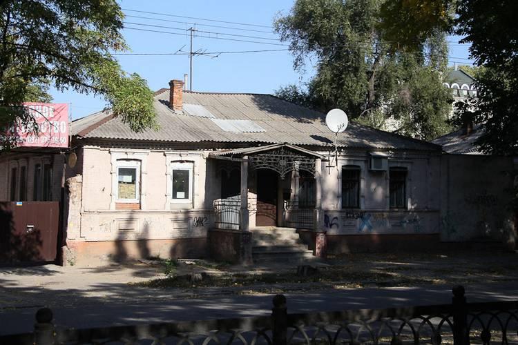Пушкина пр-т, №14