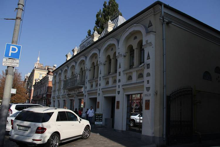 Серова, №7. Печатня Яковлева.