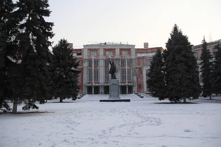 Калинина пр., №47