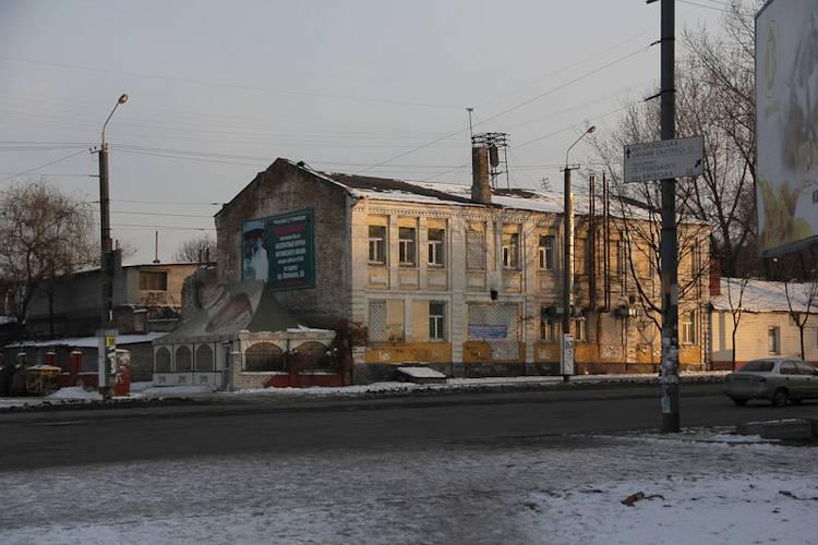 Калинина, пр., №45