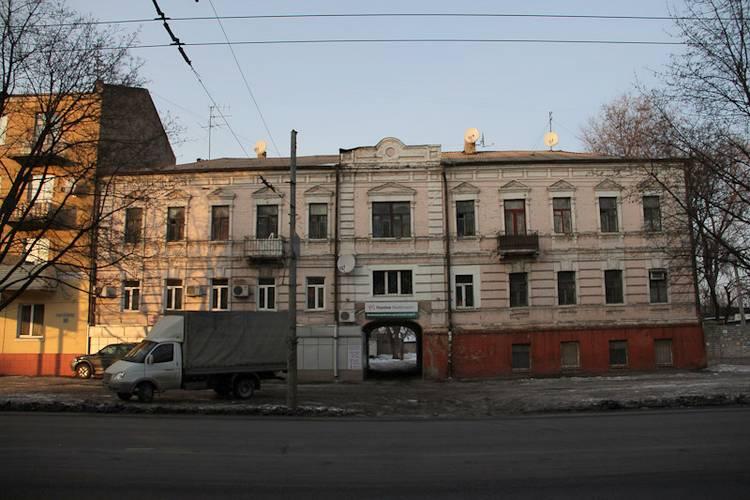 Калинина, пр., №40