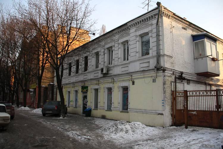 Калинина пр., №31