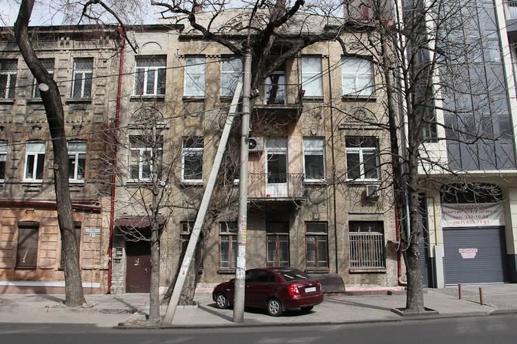 Комсомольская, №12Б