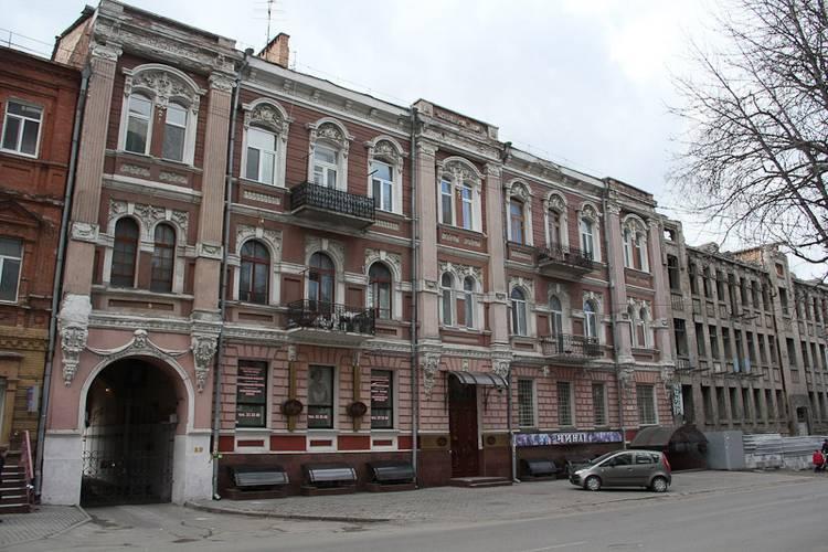 Комсомольская, №15 — Дом Заморуева