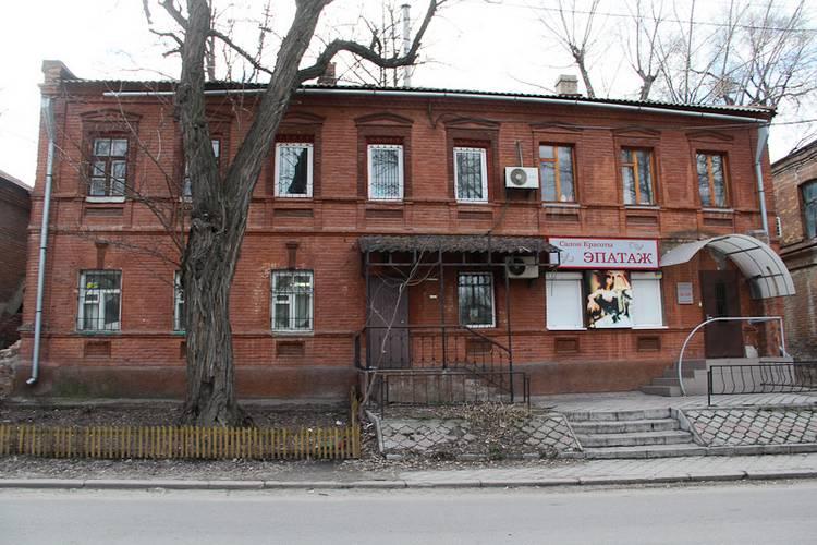 Бородинская,№51
