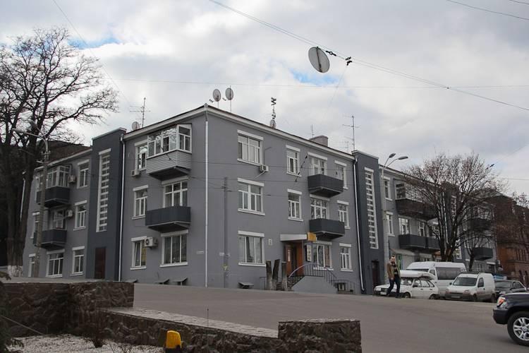 Чкалова, №25