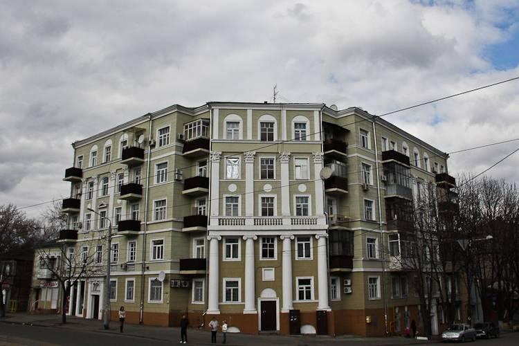 Чкалова, №22