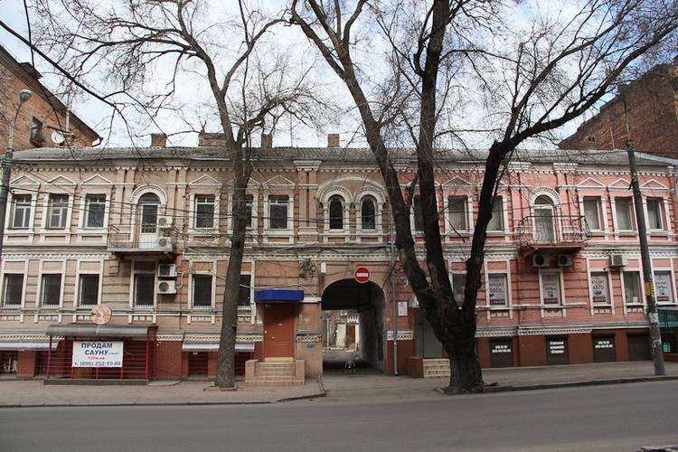 Комсомольская, №22
