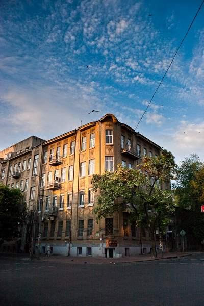 Комсомольская, №5