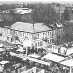 улица Центральная в конце 1990-х годов