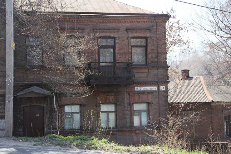 Паторжинского, №29Б
