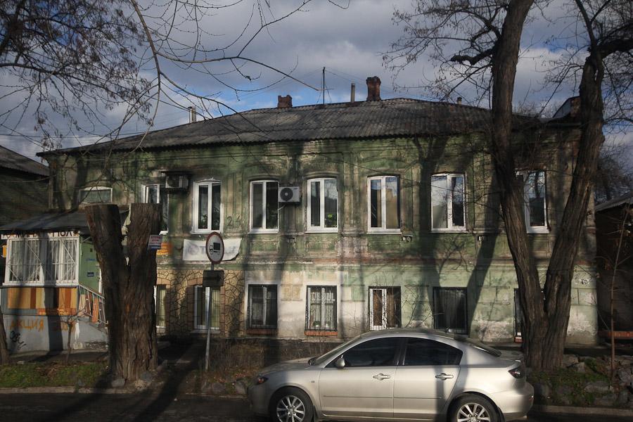 Бородинская, №24