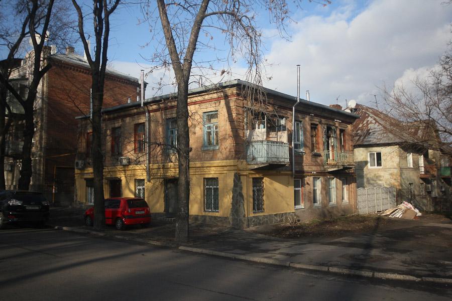 Бородинская, №20