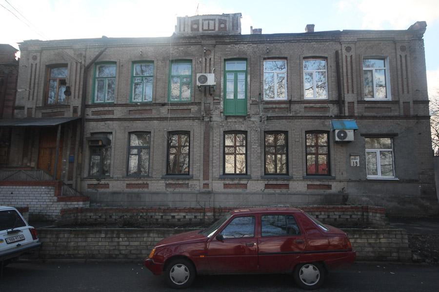 Бородинская, 19