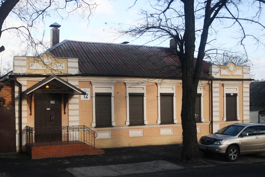 Бородинская, №12
