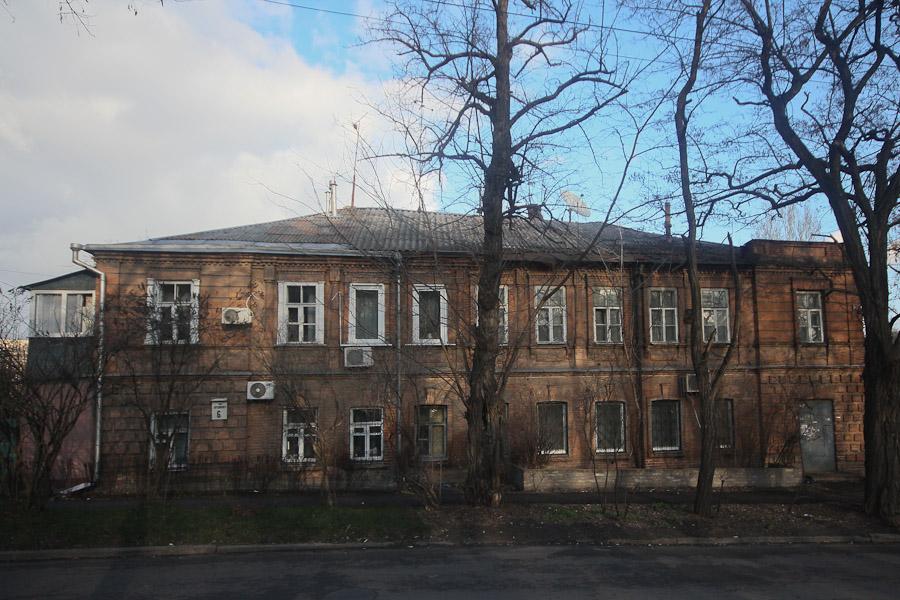 Бородинская, №6