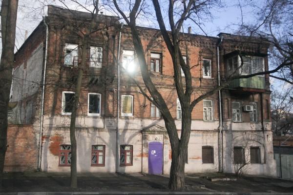 Старинный дом в Днепропетровске (Екатринославе) на улице Бородинской (4)