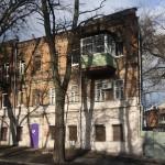 Старинный дом в Днепропетровске (Екатринославе) на улице Бородинской (1)
