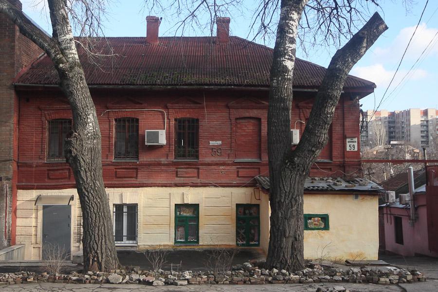 Исполкомовская, №59