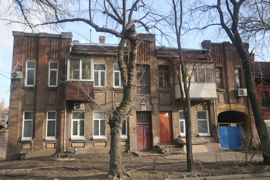 Исполкомовская, №57