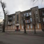 Старинный дом в Днепропетровске (Екатринославе) на улице Исполкомовской (1)