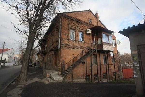Старинный дом в Днепропетровске (Екатринославе) на улице Исполкомовской (7)