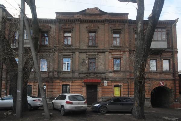 Старинный дом в Днепропетровске (Екатринославе) на улице Исполкомовской (5)