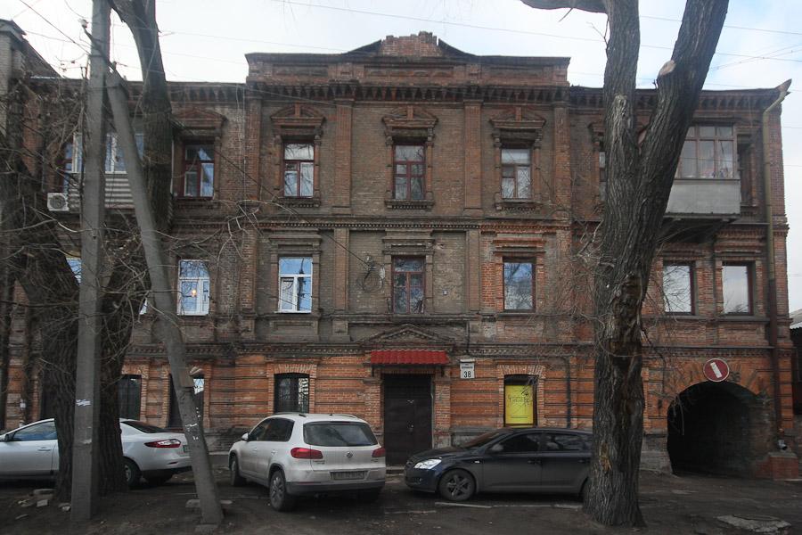 Исполкомовская, №38