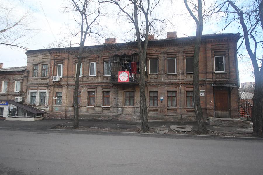 Исполкомовская, №47