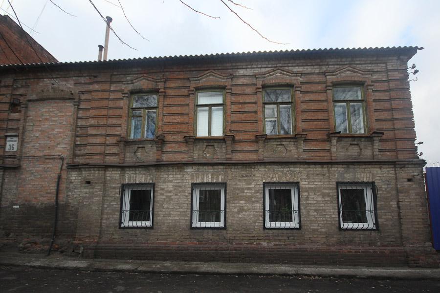 Исполкомовская, №36