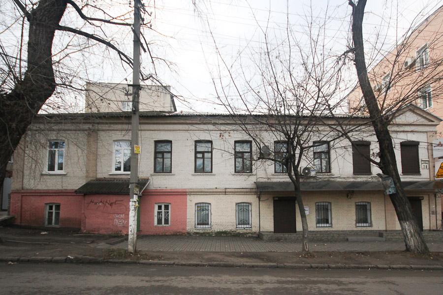 Исполкомовская, №26