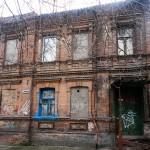 Днепропетровск-Екатеринослав. Старинный дом ул. Чкалова (1)