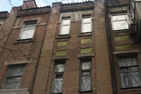 Старинный дом. ул. Володарского (2)