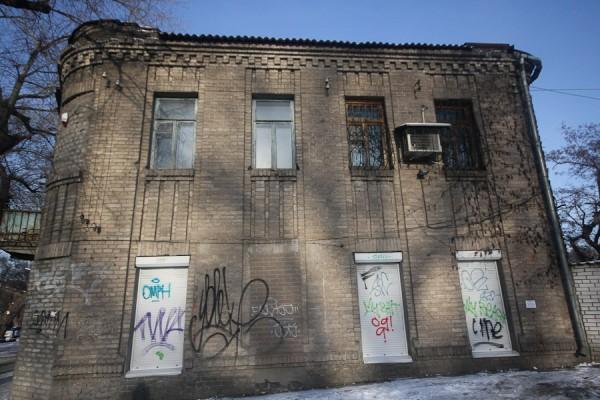 Старинный дом. ул. Исполкомовская (3)
