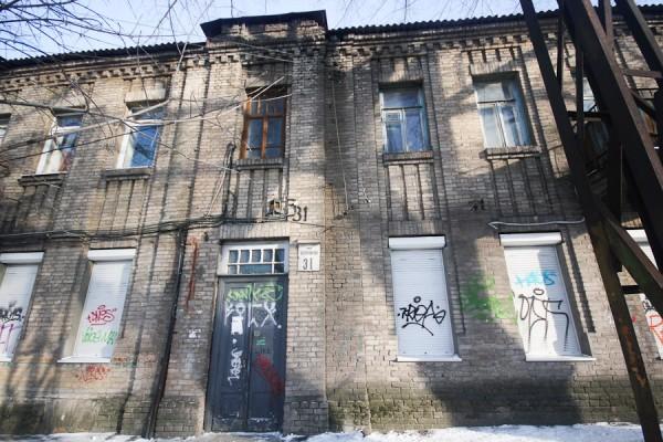 Старинный дом. ул. Исполкомовская (1)