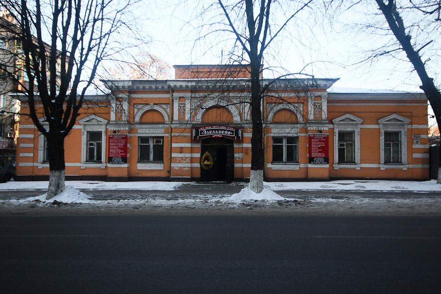 Комсомольская, №10а