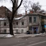 Старинный дом в Днепропетровске (Екатринославе) на улице Южной (1)