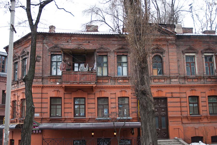 Паторжинского, №33