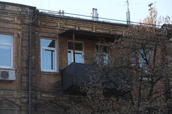 Старинный дом в Днепропетровске (Екатринославе) на улице Серова (3)