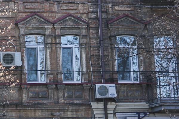 Старинный дом в Днепропетровске (Екатринославе) на улице Серова (2)