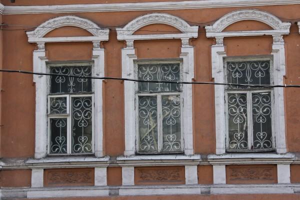 Старинный дом в Днепропетровске (Екатринославе) на улице Комсомольской (2)