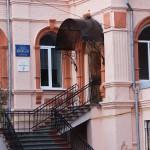 Днепропетровск-Екатеринослав. Старинный дом ул. Комсомольская. дом Клевцовой (2)