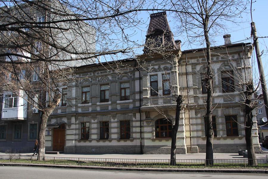 Комсомольская, №66